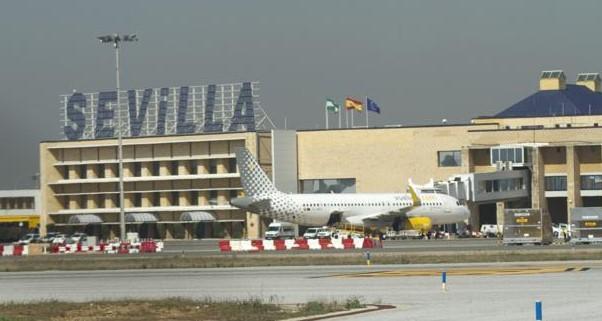 Teléfono Aeropuerto Sevilla