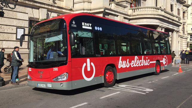 Telefono Autobuses EMT Valencia
