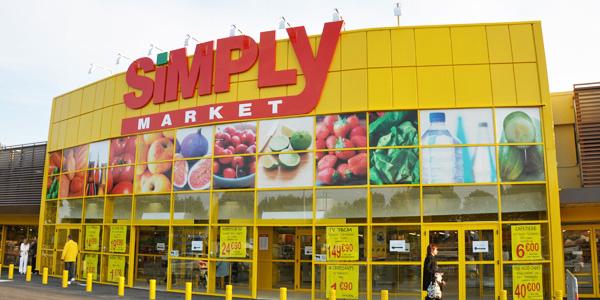 Telefono Simply Market