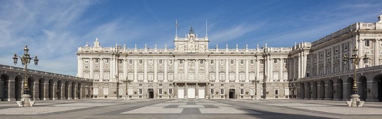 Teléfono Palacio Real de Madrid