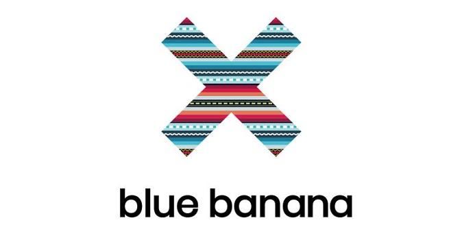 Teléfono blue banana