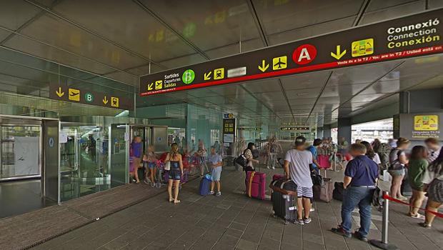 Teléfono Aeropuerto de Barcelona El Prat