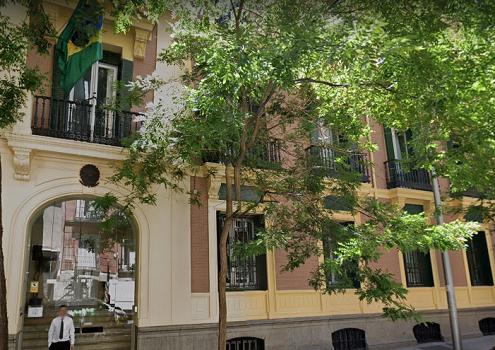 Teléfono Embajada de Brasil en Madrid