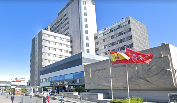 Teléfono Hospital La Paz