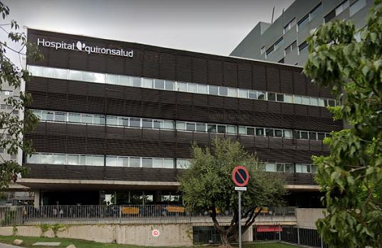 Teléfono Hospital Quirón Barcelona