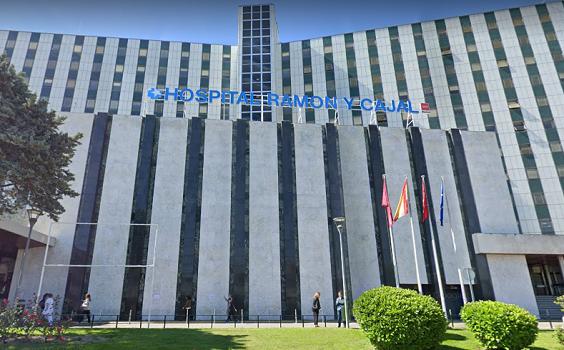 Teléfono Hospital Ramón y Cajal