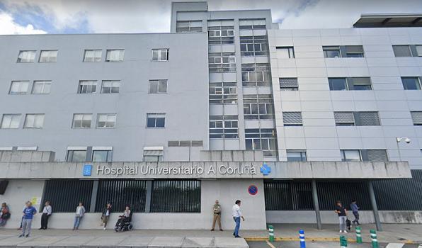 Teléfono Hospital Universitario A Coruña