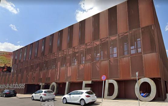 Teléfono Estación de Autobuses de Toledo