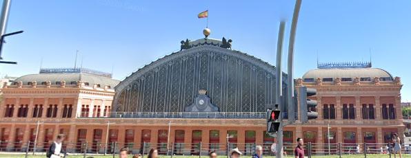 Teléfono Estación Madrid-Atocha