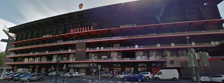 Teléfono Estadio de Mestalla