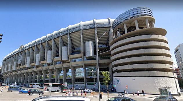 Teléfono Estadio Santiago Bernabéu