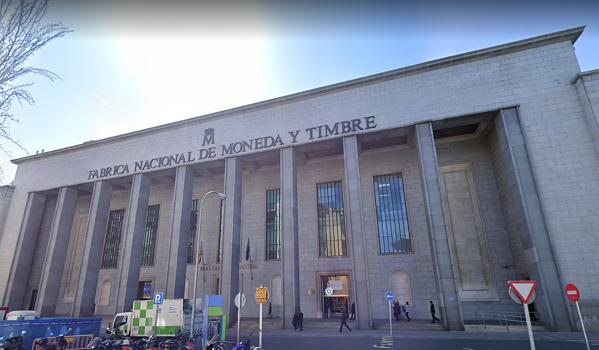 Teléfono Fábrica Nacional de Moneda y Timbre