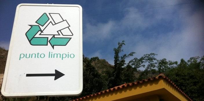 Teléfono Puntos Limpios Las Palmas