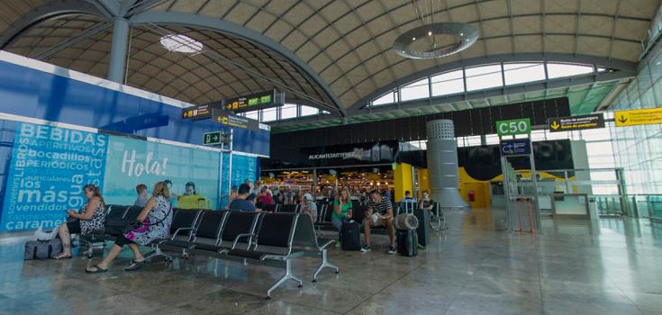 Teléfono Aeropuerto de Alicante