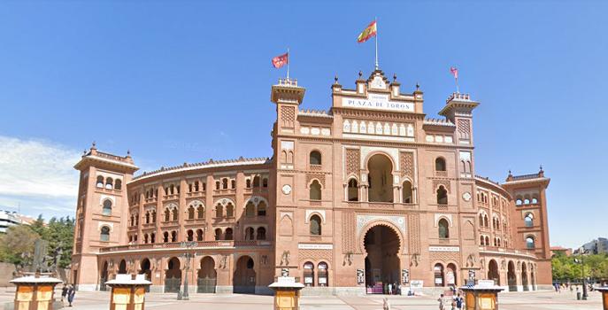 Teléfono Plaza de Toros de Las Ventas
