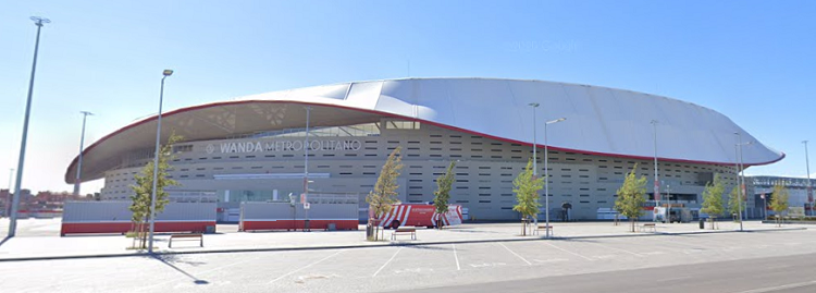 Teléfono Wanda Metropolitano