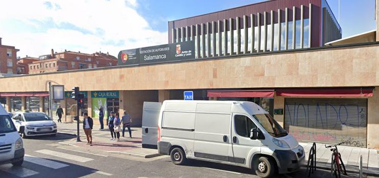 Teléfono Estación de Autobuses de Salamanca