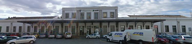 Teléfono Estación de Tren Granada